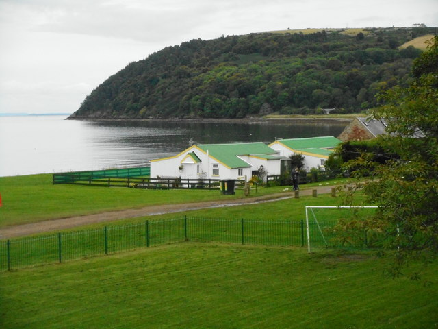 Green-roofed bungalows, Cromarty