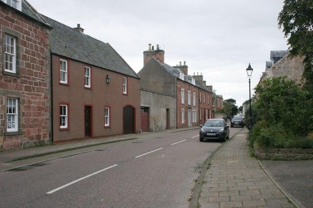 High Street, Cromarty