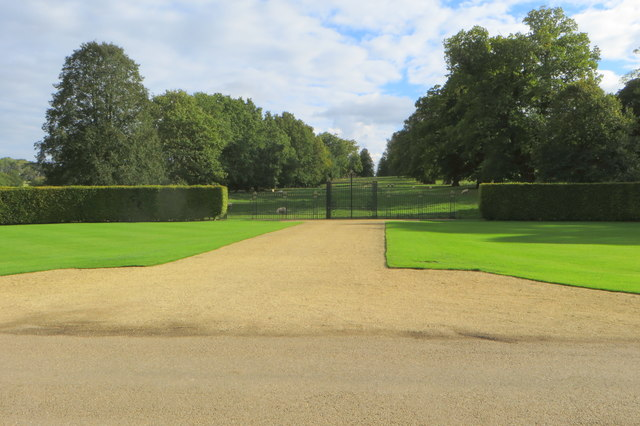 Althorp House grounds