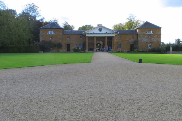 Althorp House stable block