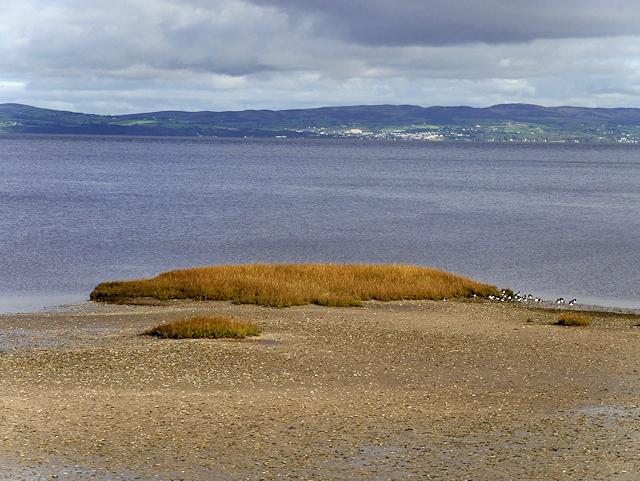 Lough Foyle near Tullyverry