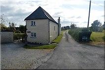 SX3358 : Track to Trerule Farm by N Chadwick