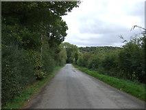 SK0425 : Newton Hurst Lane by JThomas