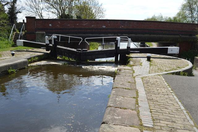 Widewater Lock