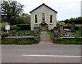 SO3617 : Former chapel, Caggle Street near Llanvetherine by Jaggery