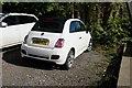 TF0245 : Small car by Bob Harvey