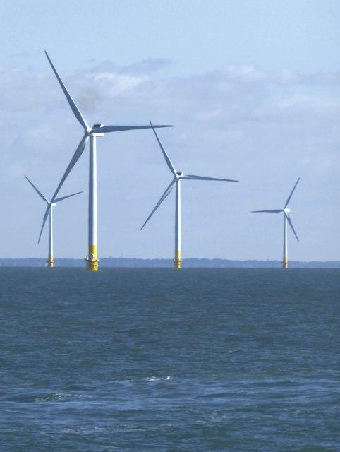 The Kentish Flats Extension wind-farm (2)