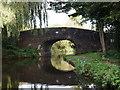 SJ8948 : Bridge 14, Caldon Canal by Chris Andrews
