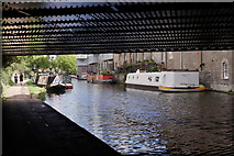 TQ3283 : Regent's Canal by Peter Trimming