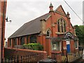 SJ2741 : Former Methodist chapel, Froncysyllte by Stephen Craven