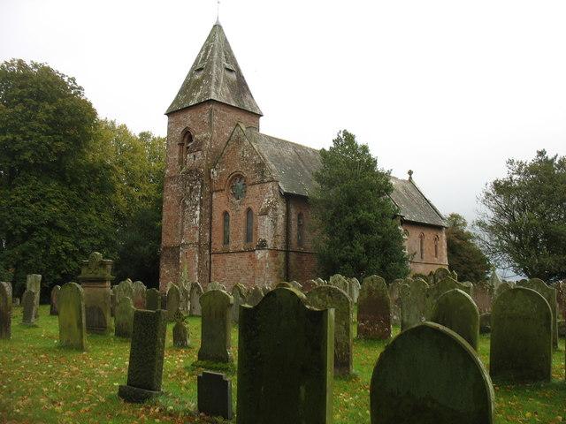 St Mary's church, Walton
