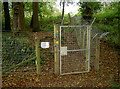 ST6462 : Well fenced off by Neil Owen