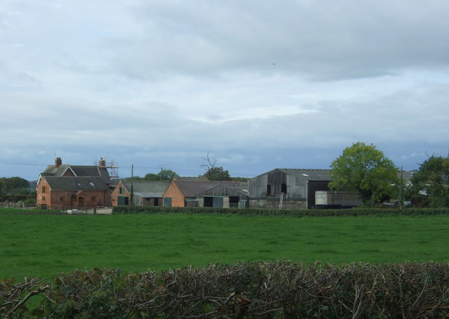 Heatley Bank Farm