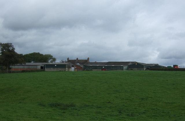 Loxley Bank Farm by JThomas