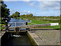 SK1514 : Common Lock west of Alrewas in Staffordshire by Roger  Kidd