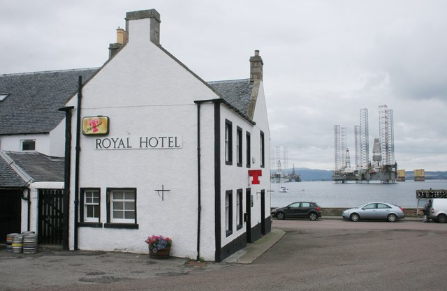 Royal Hotel, Cromarty