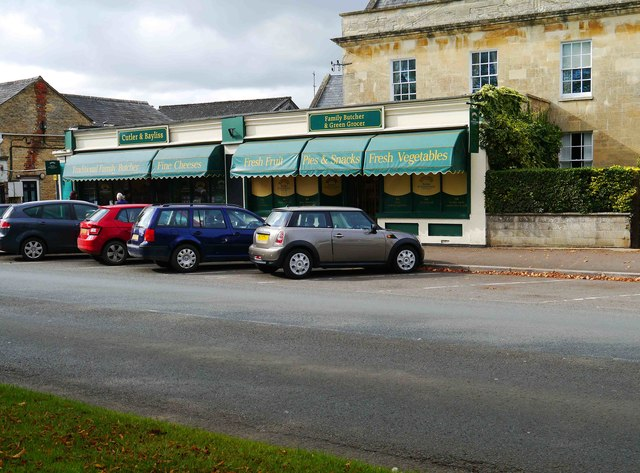 Cutler & Bayliss, 4 Oak Street, Lechlade on Thames, Glos