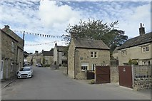 SK2176 : Merrill Cottage, Townhead, Eyam by David Smith
