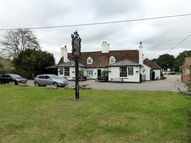 The Hare and Hounds, Crayes Green