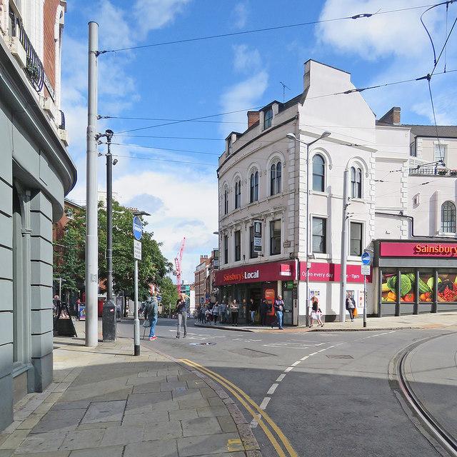 Carlton Street: Sainsbury's Local by John Sutton