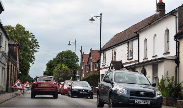 A283, Storrington
