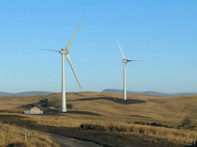 Awel Aman Tawe Community Wind Farm