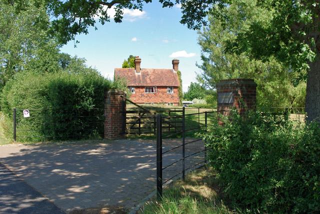 Cottage near Stumblehole