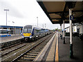 C8532 : DMU Leaving Coleraine Railway Station by David Dixon