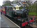 SC1968 : Isle of Man Railway locomotive 13 by Robin Drayton