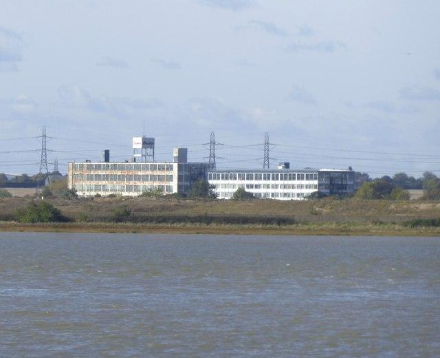 The Bata shoe factory, East Tilbury