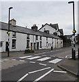 SH7401 : Zebra crossing, Heol y Doll, Machynlleth by Jaggery