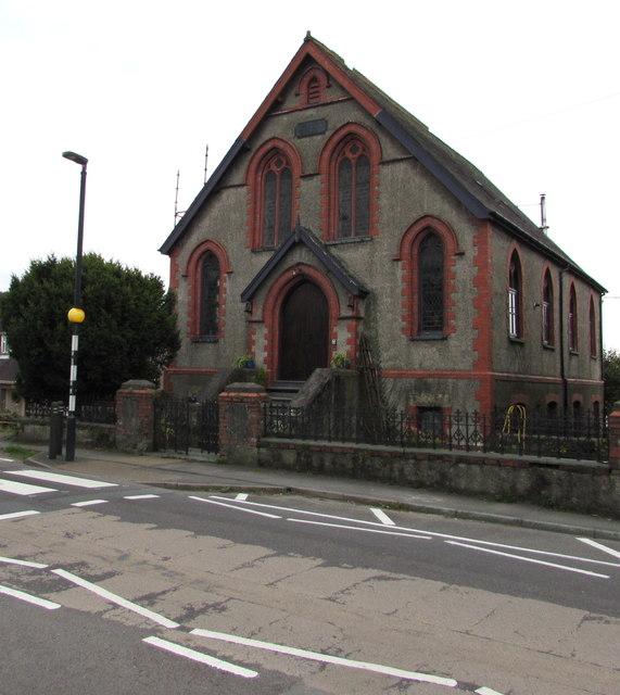Bethesda Baptist Chapel, Heol y Doll, Machynlleth