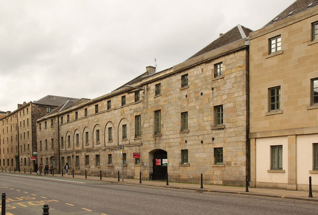 Former Crabbie's Brewery, Great Junction Street