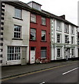 SH7401 : Three-storey buildings, Heol y Doll, Machynlleth by Jaggery