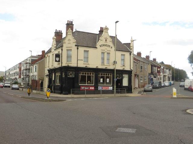 Kennedy's pub, South Shields
