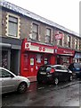 ST0291 : Porth Post Office, Hannah Street, Porth by Jaggery