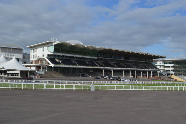 a70d6df25 Cheltenham Racecourse - Stand © John M :: Geograph Britain and Ireland