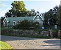 SO3416 : Llanddewi Skirrid Village Hall by Jaggery