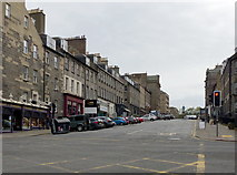 NT2574 : Frederick Street, Edinburgh by Alan Murray-Rust