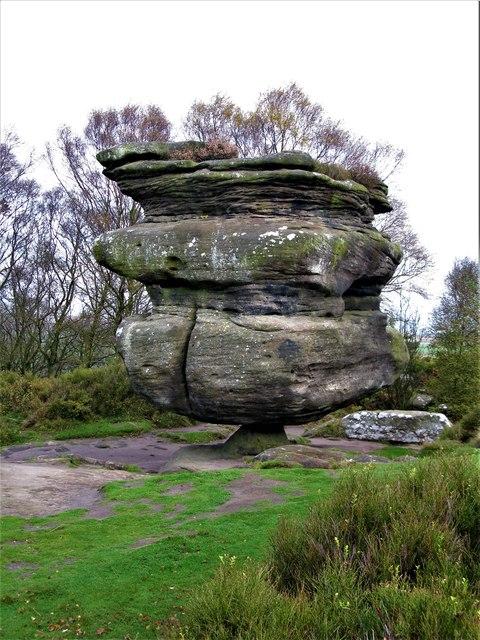 The Idol, Brimham Rocks