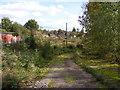 SO9393 : Bourne Street Waste Land by Gordon Griffiths