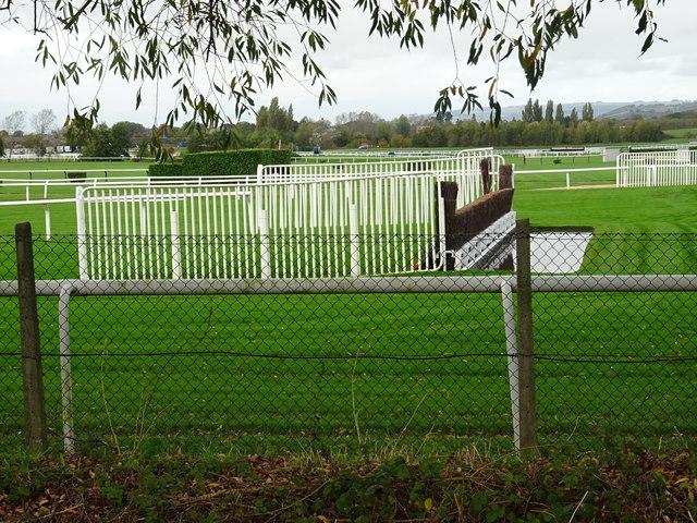 Cheltenham Racecourse - Water jump