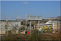SX5055 : Water tower, Laira Depot by N Chadwick