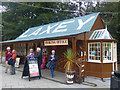 SC4384 : Laxey Station by Robin Drayton
