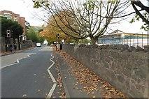 SO7845 : Barnard's Green Road, Malvern by Philip Halling