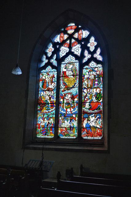 St Mary, Hanley Castle