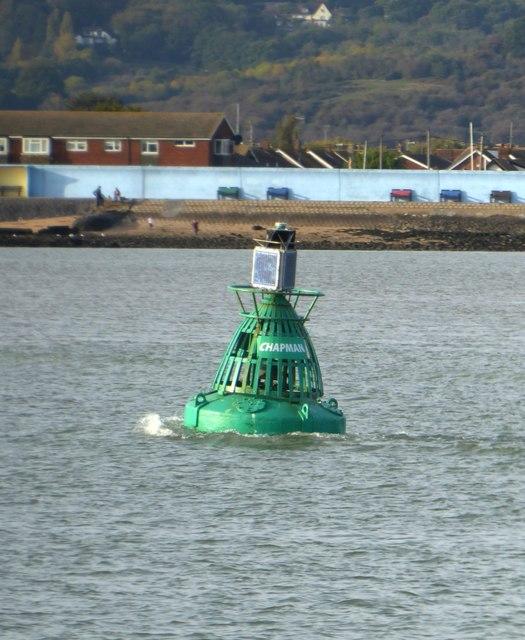 The Chapman channel-marker buoy
