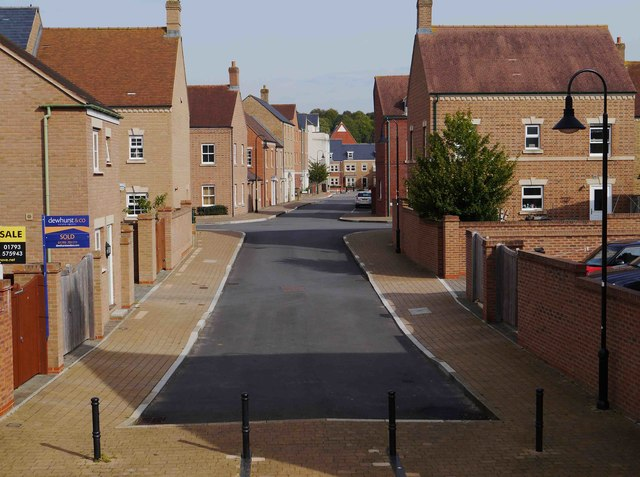 Rylane, East Wichel, Wichelstowe, Swindon