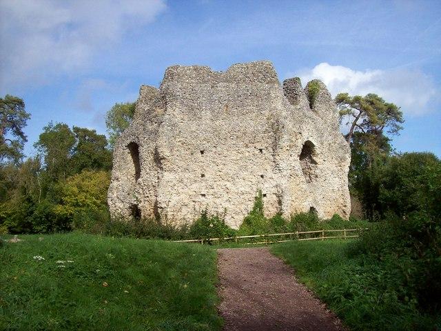 Odiham, or King John's, Castle