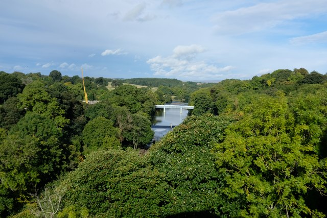 The valley of the Tees